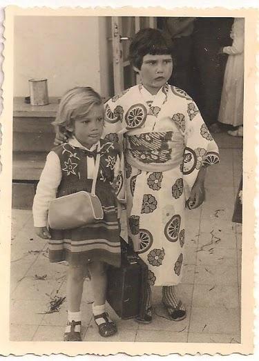 נריה ואורית פורים 1960